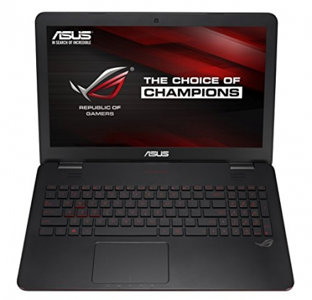 ASUS GL551 15-inch Gaming Laptiop [2014 Model]