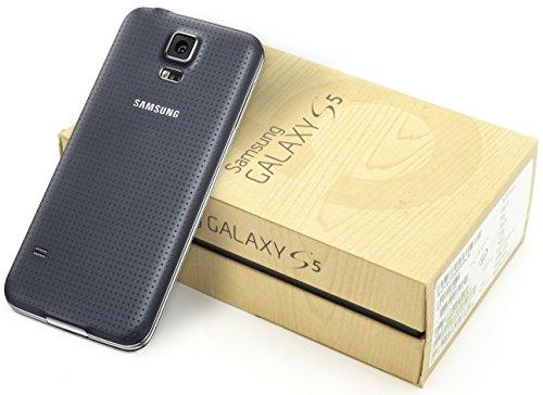 Samsung Galaxy S5 SM-G900T -16GB Black (T-Mobile Unlocked) (Certified Refurbished)