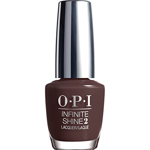OPI Infinite Shine Nail Lacquer, Set In Stone, 0.5 Ounce