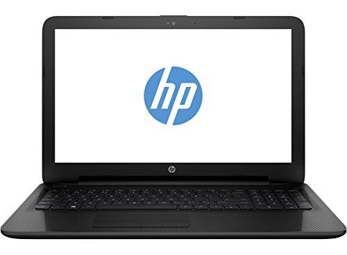 HP – 15.6″ Laptop / AMD A6-Series / 4GB Memory / 500GB Hard Drive / DVDRW/CD-RW / Windows 10 – Black