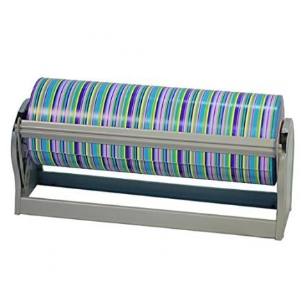 36″ Deluxe All In One Paper Roll Dispenser – Bulman A520-36