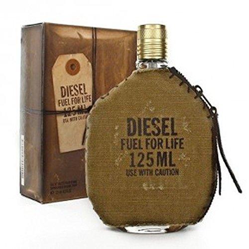 Diesel Fuel for Life Eau de Toilette Spray, 4.2 Pound