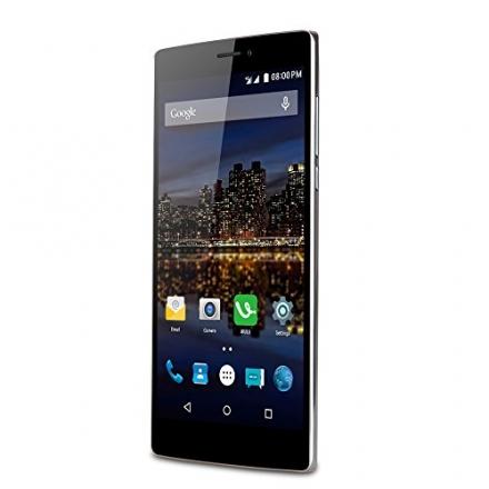 iRULU Victory 3 V3 Unlocked Smartphone 4G LTE 8GB White + White Case Cover