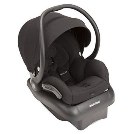 Maxi-Cosi Mico AP Infant Car Seat, Devoted Black