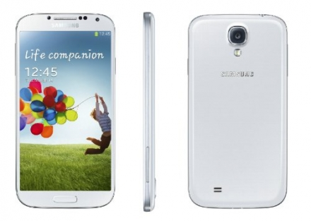 Samsung Galaxy S4 I9506 16GB 4G LTE Unlocked GSM Quad-Core Phone – White