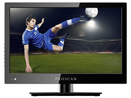 Proscan 15.6-Inch LED HD TV With Car Power Charger