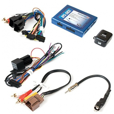 PAC RP5-GM31 Radio Replacement Interface With Built-In OnStar Retention/Steering Wheel Control Reten