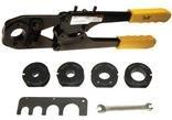 Apollo PEX Multi-Head Crimp Tool Kit 4 in 1