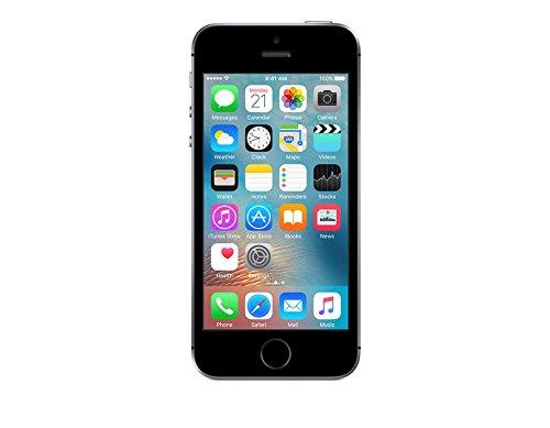 Apple iPhone SE Unlocked Phone – 64 GB Retail Packaging – Space Gray