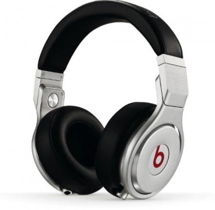 Beats Pro Over-Ear Headphone (Black) [Electronics]