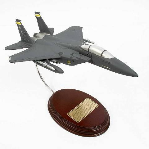 Mastercraft Collection F-15E Strike Eagle (335TH TFS) Model Scale: 1/63