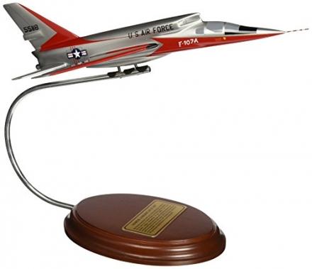 Mastercraft Collection North American F-107 Model