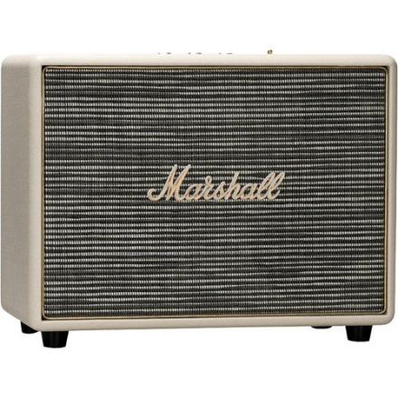 Marshall Woburn Bluetooth Speaker (Cream)