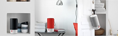 Libratone ZIPP WiFi + Bluetooth Multi-Room Wireless Speaker (Victory Red)