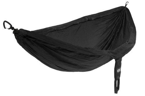Eagles Nest Outfitters – DoubleNest Hammock, Black/Black