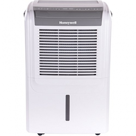 Honeywell 70-Pint Energy Star Portable Dehumidifier, DH70W