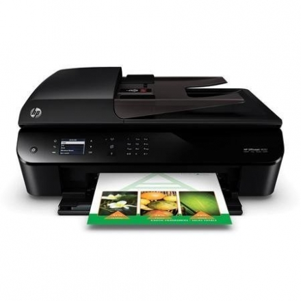 HP Officejet 4632 Wireless Inkjet All-in-One Color Printer with FAX, Scanner, Copier