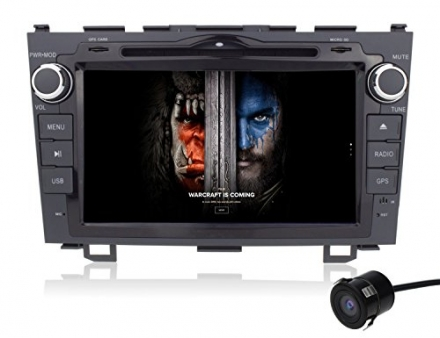Volsmart 8 inch Android 5.1 Car Stereo Kit for Honda CRV CR-V 2006 2007 2008 2009 2010 2011 Android