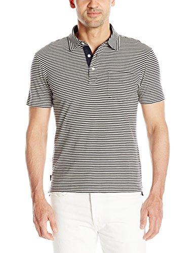 Jack Spade Men's Warren Stripe Polo Shirt