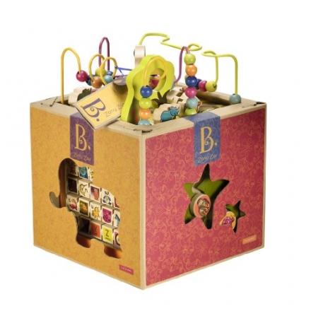 Battat B. Zany Zoo Activity Toy
