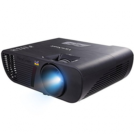 ViewSonic PJD5555W WXGA DLP Projector, 3300 Lumens, HDMI