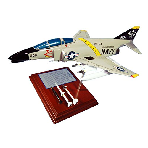 Mastercraft Collection Planes and Weapons Series McDonnell Douglas F-4B Phantom USMC Model Scale:1/5