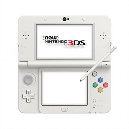 New Nintendo 3DS – White [Japan Import]