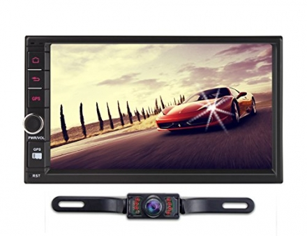 Volsmart 7 inch Android 5.1.1 Car Stereo Lollipop Quad Core 1024*600 Capacitive Touch Screen without