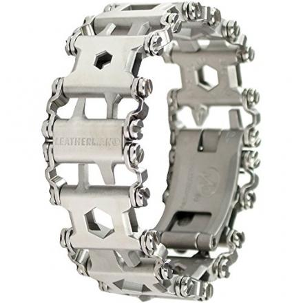Leatherman Tread Bracelet – The Travel Friendly Wearable Multi-Tool