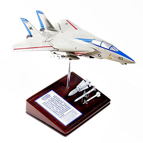 Mastercraft Collection Planes and Weapons Series Grumman F-14D TOMCAT Model Scale:1/62