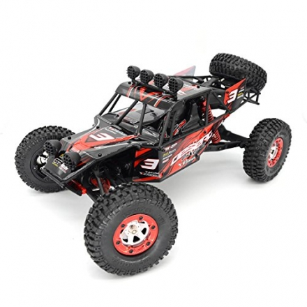 Zerospace Keliwow 1/12 Off Road Car 4WD 2.4G Brushless 40 MPH Remote Control Car RTR Eagle3 Red