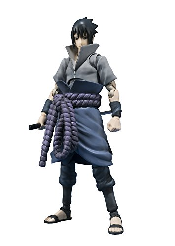 """Bandai Tamashii Nations S.H. Figuarts Sasuke Uchiha """"Naruto Shippuden"""" Action Figure"""