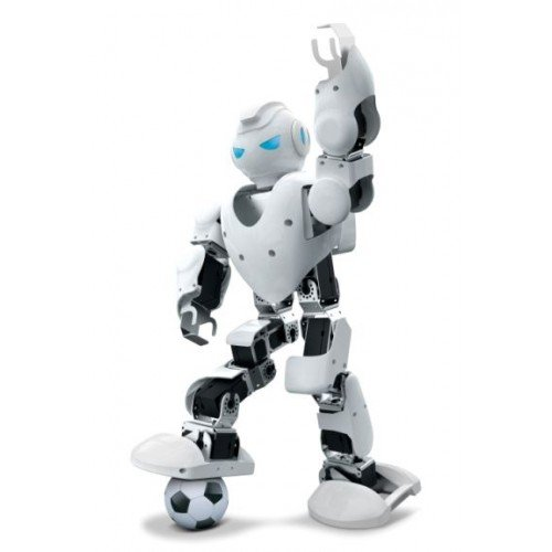 UBTECH Alpha 1S Intelligent Humanoid  Robotic (White)