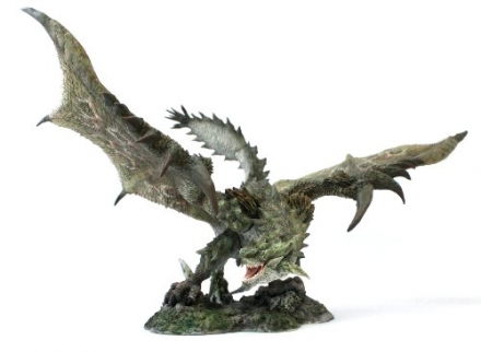 Capcom Figure Builder Creators model Monster Hunter Mesukaryu Lioleia (Japan Import)