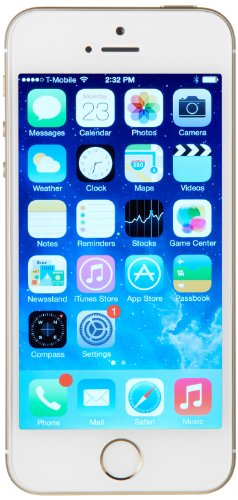 Apple iPhone 5s Unlocked Cellphone, 64 GB, Gold