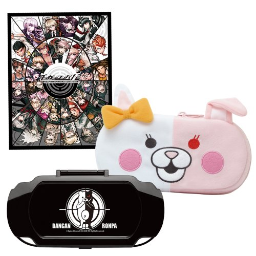 Dangan-Ronpa 1&2 Accessorie Set For PCH-1000 series[Japan Import]