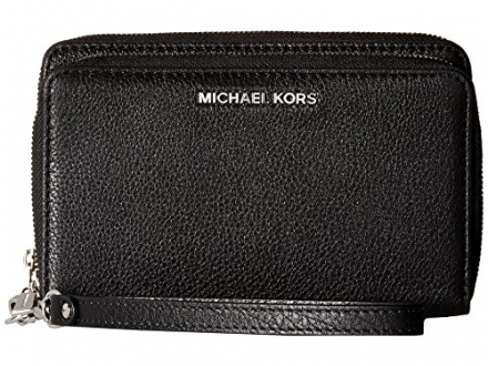 Michael Kors Adele Phone Wallet – 32H5SAFE1L (BLACK)