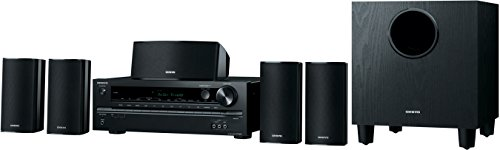 Onkyo HT-S3700 5.1-Channel Home Theater Receiver/Speaker Package