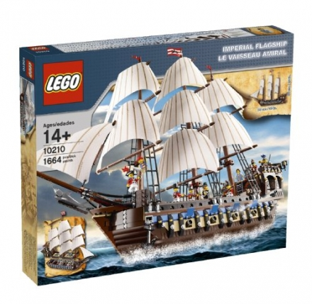 LEGO Pirates Imperial Flagship (10210) (Discontinued by manufacturer)