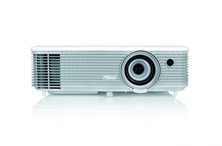 Optoma W341 3600 Lumens WXGA 3D DLP Projector with Superior Lamp Life and HDMI
