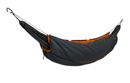 Eagles Nest Outfitters – Vulcan Underquilt, Orange/Charcoal