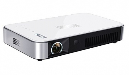 Nuprojector: Holight Full HD smart projector support 1080P DLP LED Portable Home Theater Blue-ray 3D
