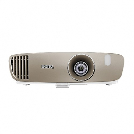 BenQ DLP HD 1080p Projector (HT3050) – 3D Home Theater Projector with RGBRGB Color Wheel and Rec. 70
