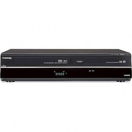 Toshiba DVD/VHS Recorder (DVR620) (Discontinued 2009 Model)