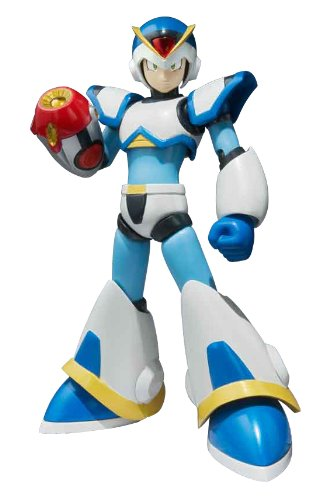 Bandai Mega Man X Full Armor – D-Arts