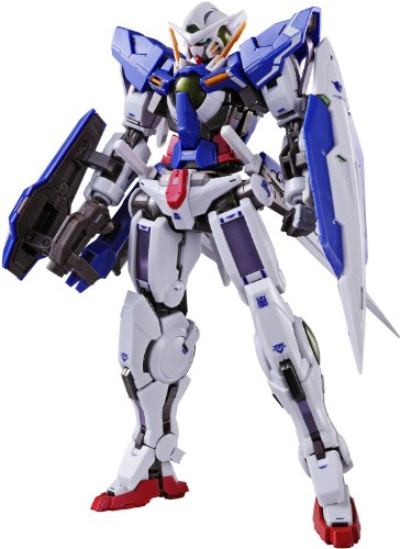 Bandai Tamashii Nations Gundam Exia/Exia Repair III Gundam 00 – Metal Build
