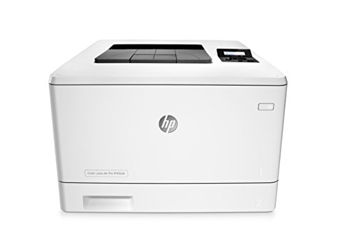 HP Laserjet Pro M452dn Color Printer, (CF389A)
