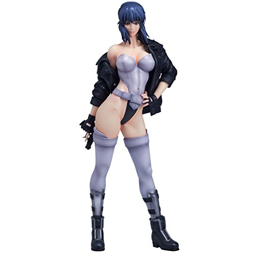 Union Creative Hdge Technical PVC No. 6: Ghost In Shell: Motoko Kusanagi Original Version Statue