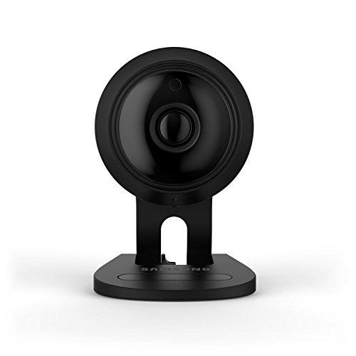 Samsung SmartCam HD Plus 1080p Wi-Fi IP Monitoring Camera Bundle (SNH-V6414BN)