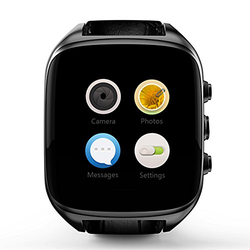 IMACWEAR M8 Bluetooth Smart Watch with Camera Touch Screen Heart Rate Support SIM TF Card for Androi